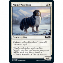 Alpine Watchdog