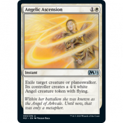 Angelic Ascension - Foil