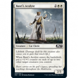 Basri's Acolyte