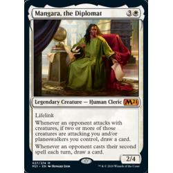 Mangara, the Diplomat