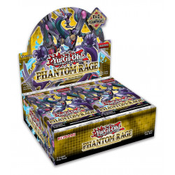 Yu-Gi-Oh! - Phantom Rage - Booster Display