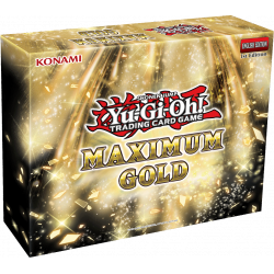 Yu-Gi-Oh! - Maximum Gold Tuckbox