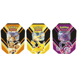 Pokemon - V Powers Tin - Set