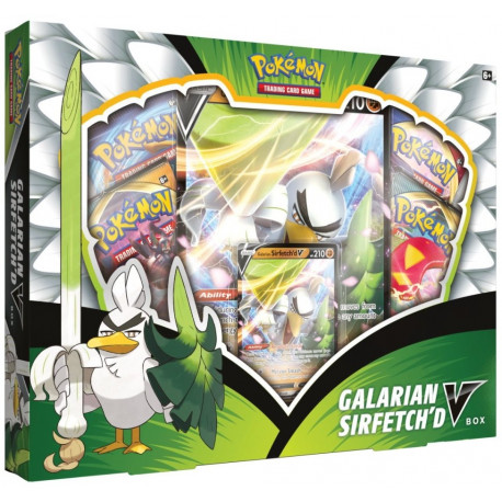 Pokemon - September V Box