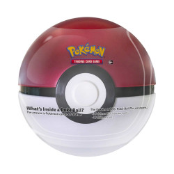 Pokemon - Fall 2020 Poké Ball Tin - Poké Ball