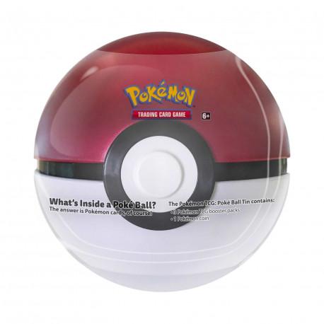 Pokemon - Fall 2020 Poké Ball Tin - Poké Ball