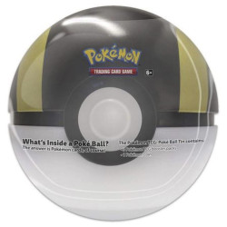 Pokemon - Fall 2020 Poké Ball Tin - Ultra Ball
