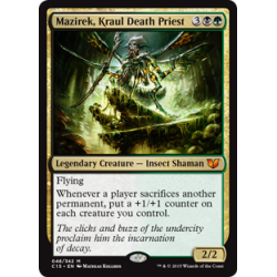 Mazirek, Kraul Death Priest