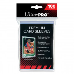 Ultra Pro - Standard Premium Card 100 Sleeves