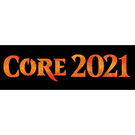 Core Set 2021 - Empty Bundle Box