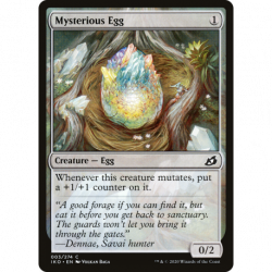 Mysterious Egg - Foil