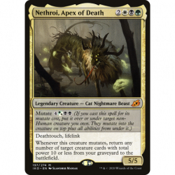 Nethroi, Apex of Death - Foil