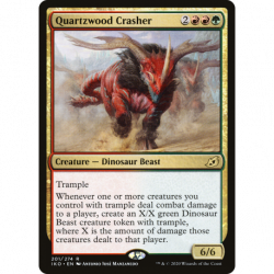 Quartzwood Crasher