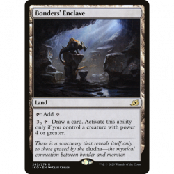 Bonders' Enclave