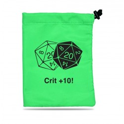 UP - Dice Bag - Treasure Nest - Crit + 10