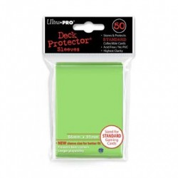 Ultra Pro - Standard Deck Protectors 50ct Sleeves - Lime Green
