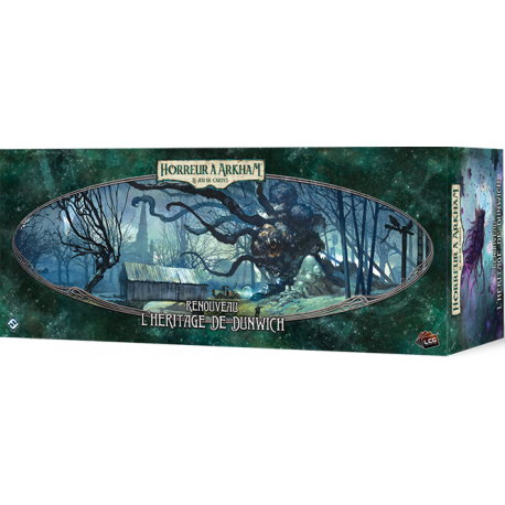 Arkham Horror - Upgrade Expansion - Return to the Dunwich Legacy