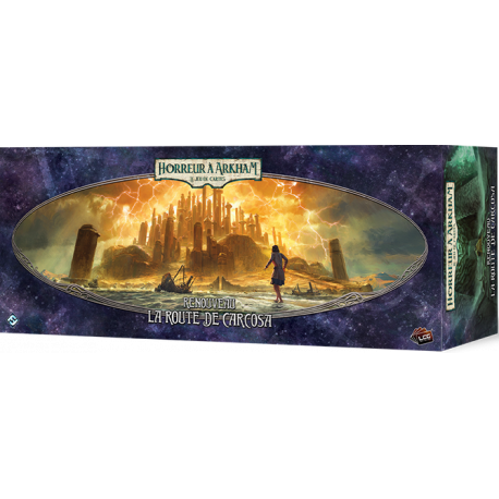Arkham Horror - Upgrade Expansion - Return to the Path to Carcosa