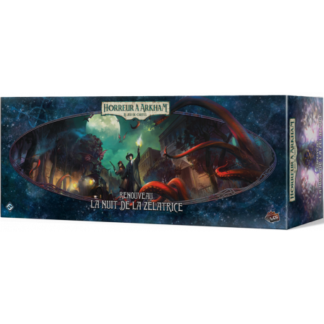 Arkham Horror - Upgrade Expansion - Return to the Night of the Zealot