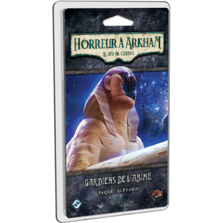 Arkham Horror - Scenario Pack - Guardians of the Abyss