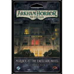 Arkham Horror - Scenario Pack - Murder at the Excelsior Hotel