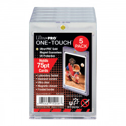 Ultra Pro - ONE-TOUCH Magnetic Holder 75PT - Retail Pack (5x)