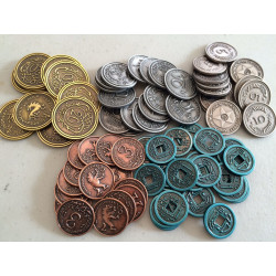 Scythe - 80 Metal Coins Upgrade
