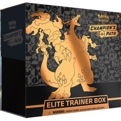 Pokemon - SWSH3.5 Champion's Path - Elite Trainer Box