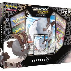 Pokemon - SWSH3.5 Champion's Path - Dubwool V Box