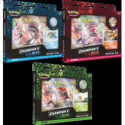 Pokemon - SWSH3.5 Champion's Path - Pin Collection Set