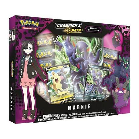 Pokemon - SWSH3.5 Champion's Path - Special Collection Marnie