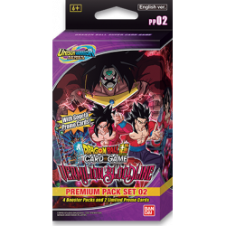 Dragon Ball Super - Premium Pack Set - Vermilion Bloodline