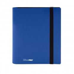 Ultra Pro - Eclipse 4-Pocket PRO-Binder - Pacific Blue