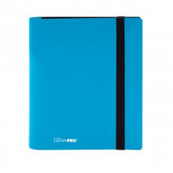 Ultra Pro - Eclipse 4-Pocket PRO-Binder - Sky Blue