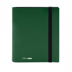 Ultra Pro - Eclipse 4-Pocket PRO-Binder - Forest Green