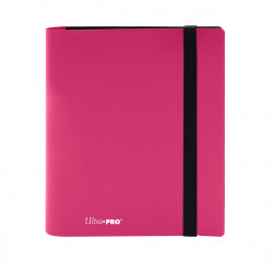 Ultra Pro - Eclipse 4-Pocket PRO-Binder - Hot Pink