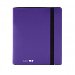 Ultra Pro - Eclipse 4-Pocket PRO-Binder - Royal Purple