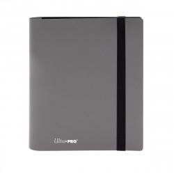 Ultra Pro - Eclipse 4-Pocket PRO-Binder - Smokey Grey