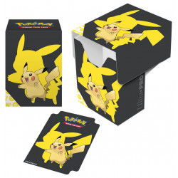 Ultra Pro - Pokémon Deck Box - Pikachu 2019
