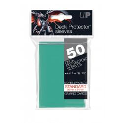 Ultra Pro - Standard 50 Sleeves - Aqua
