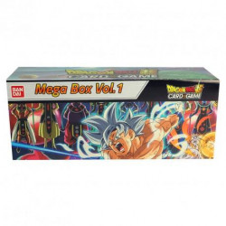 Dragon Ball Super - Mega Box Vol. 1