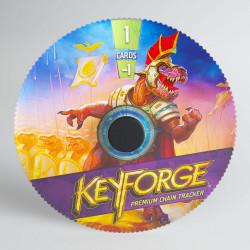 Gamegenic - Keyforge Premium Chain Tracker - Saurian