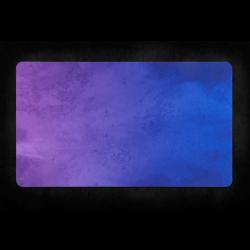 Kraken Wargames - Playmat - Purple Blue Splash
