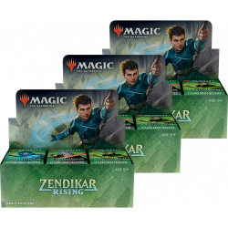 Zendikar Rising - 3x Draft Booster Box