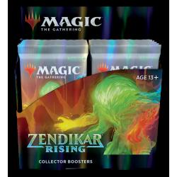 Rinascita di Zendikar - Confezione di Collector Booster