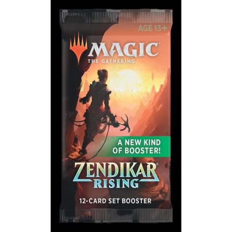 Zendikar Rising - Set Booster