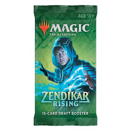 Zendikar Rising - Draft Booster