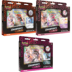 Pokemon - SWSH3.5 Futuri Campioni - Set Collezione con Spilla 2