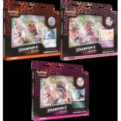 Pokemon - SWSH3.5 Weg des Champs - Pin-Kollektion Set 2