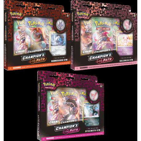 Pokemon - SWSH3.5 Champion's Path - Pin Collection Set 2